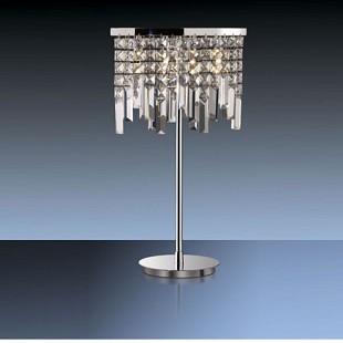 Настольная Керосиновая лампа ретро лофт коричневая
